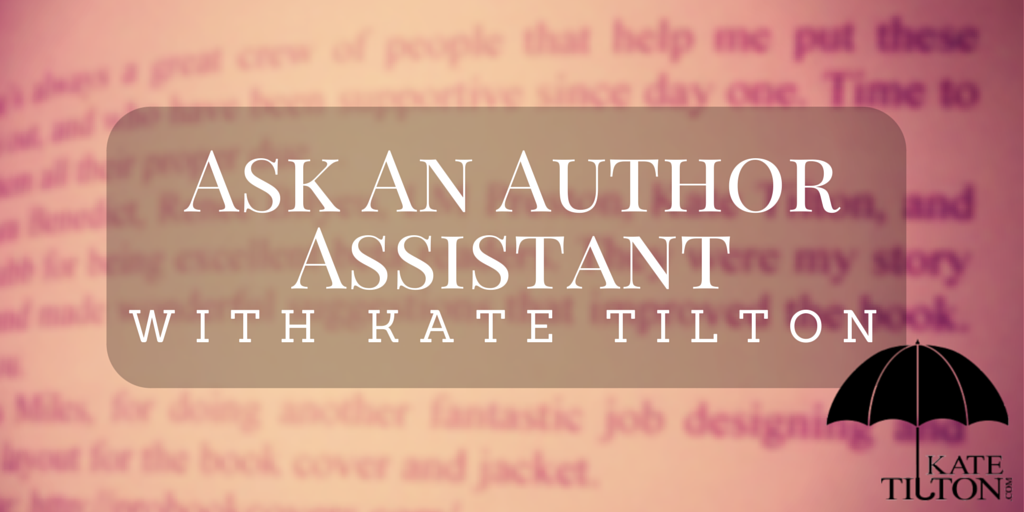 Ask An Author Assistant