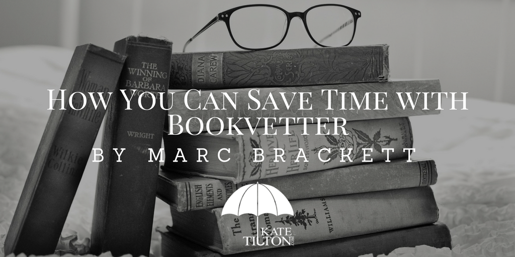 How You Can Save Time with Bookvetter by Marc Brackett